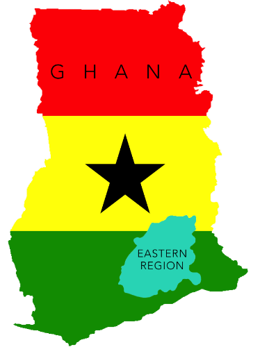 One Love World Wide :: Our Work in Ghana